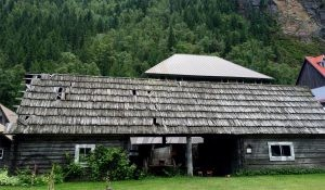 3 Valley Gap Historic Ghost Town - Shed