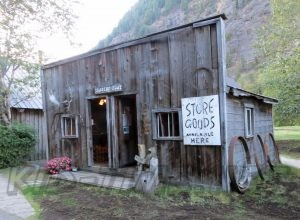 3 Valley Gap Historic Ghost Town - Trading Post
