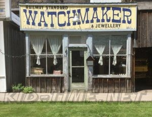 3 Valley Gap Historic Ghost Town - Watch and Jewelry Maker