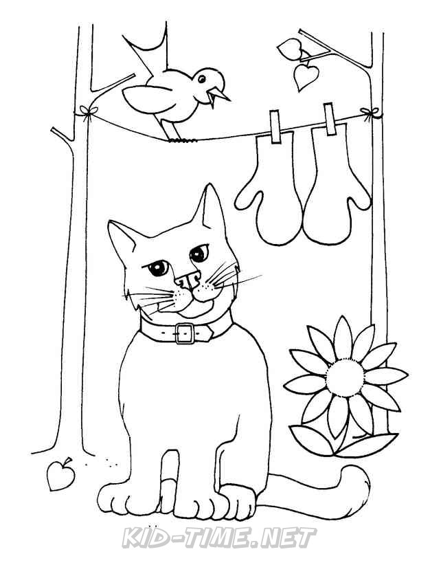 - The Enchanted Forest Coloring Book Pages Sheets – The Kittens Who Lost  Their Mittens – Kids Time Fun Places To Visit And Free Coloring Book Pages  Printables