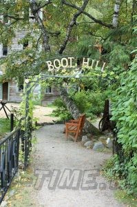 3 Valley Gap Historic Ghost Town - Boot Hill