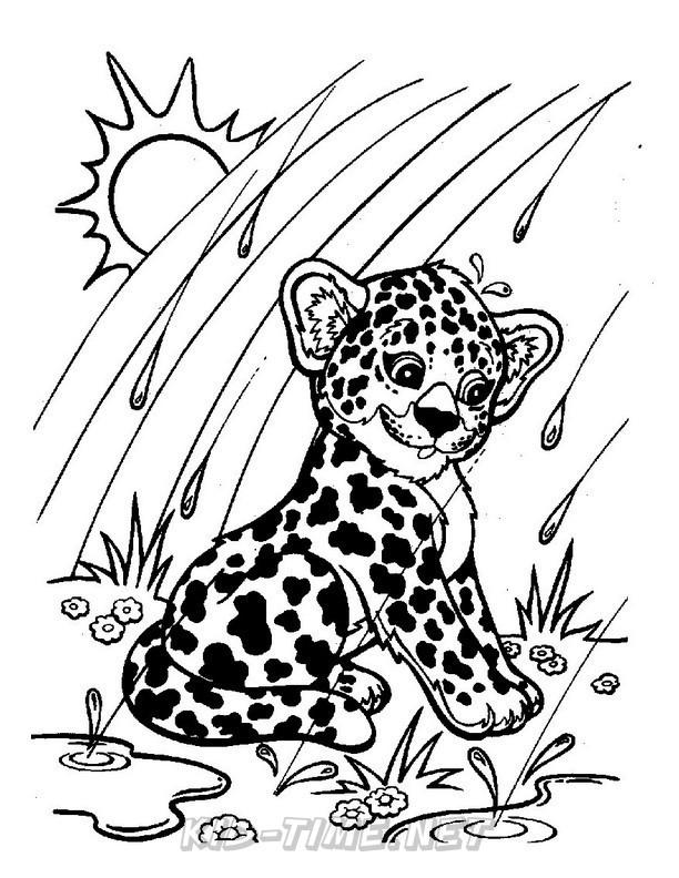 jaguar-coloring-pages-010 - Kids Time Fun Places to Visit ...